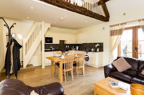 Last Minute Cottages - Stunning Banbury Barn S77308
