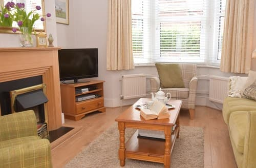 Last Minute Cottages - Lovely Eastbourne Cottage S89404