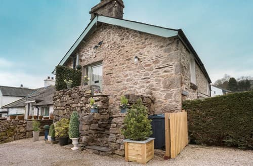 Last Minute Cottages - Charming Lindale Apartment S94557
