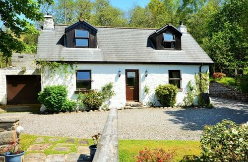 Last Minute Cottages - Wonderful Dalmally Cottage S37728