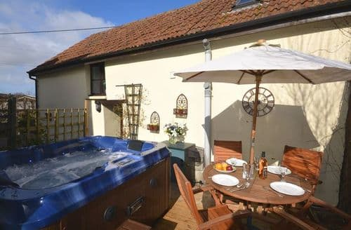 Last Minute Cottages - Exquisite Barnstaple Barn S7724