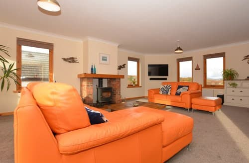 Last Minute Cottages - Luxury Gairloch House S76014