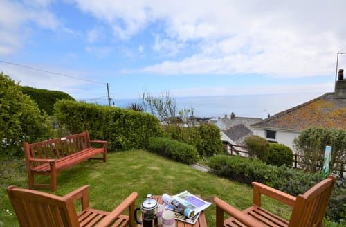 Last Minute Cottages - Captivating Torpoint Cottage S93038