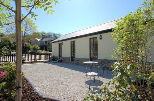 Last Minute Cottages - Stunning Liskeard Barn S8409