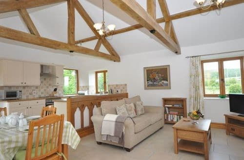 Last Minute Cottages - Delightful Hereford Barn S34002