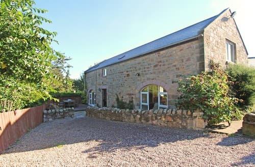 Big Cottages - Delightful Near Bamburgh Cottage S97901