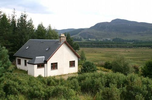 Big Cottages - Splendid Newtonmore Bungalow S7415