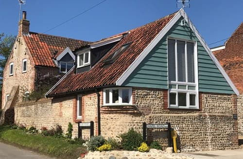Last Minute Cottages - Stunning North Walsham Barn S77634
