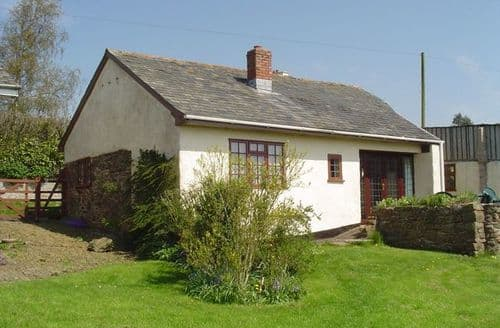 Last Minute Cottages - Excellent Crediton Cottage S7216