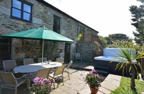 Last Minute Cottages - Exquisite Redruth Barn S8971