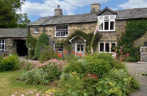 Dog Friendly Cottages - Excellent Nr Kendal Cottage S94586