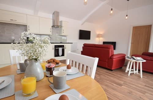 Last Minute Cottages - Luxury Umberleigh Bungalow S97277