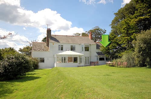 Last Minute Cottages - Stunning Torpoint Apartment S7968