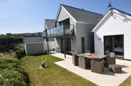 Last Minute Cottages - Cosy Bideford House S58090