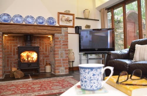 Last Minute Cottages - Tasteful Bodmin Barn S86794