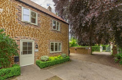 Last Minute Cottages - Attractive Snettisham Cottage S114597