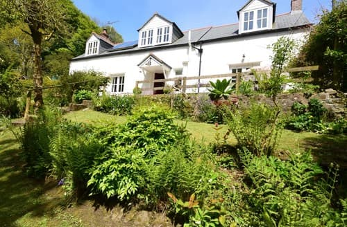 Last Minute Cottages - Splendid Bideford House S8647