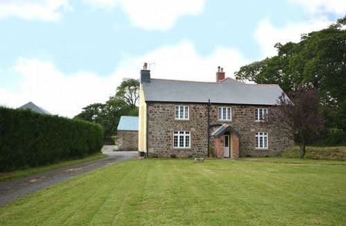 Last Minute Cottages - Exquisite Okehampton House S8881