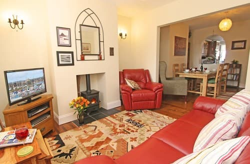 Last Minute Cottages - Cosy Morpeth Cottage S97916