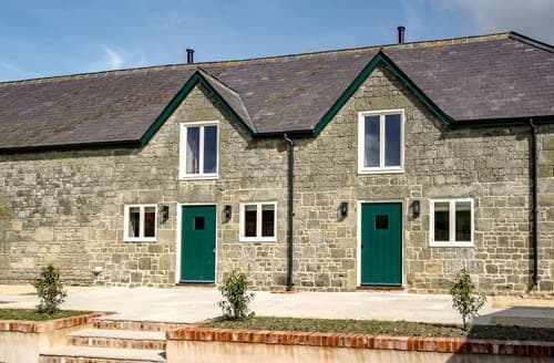 Last Minute Cottages - Gorgeous Shaftesbury Barn S77586