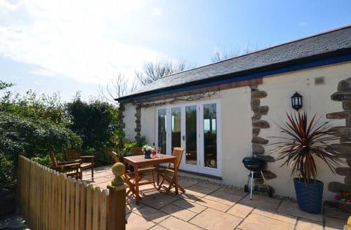 Last Minute Cottages - Charming Truro Cottage S7512