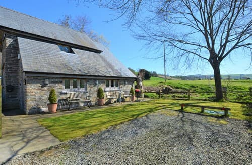 Last Minute Cottages - Adorable Knighton Cottage S97932