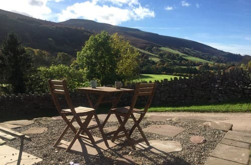 Last Minute Cottages - Wonderful Abergavenny Cottage S74694