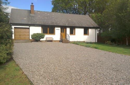 Last Minute Cottages - Charming Dunkeld Bungalow S80237