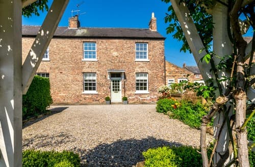 Last Minute Cottages - Beautiful Ripon Cottage S122156