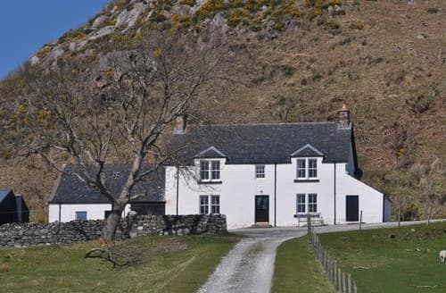 Last Minute Cottages - Cosy Lairg Cottage S7364