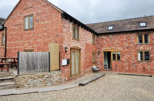 Last Minute Cottages - Superb Shrewsbury Barn S78802
