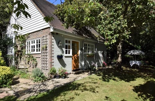 Last Minute Cottages - Gorgeous Etchingham Cottage S114360