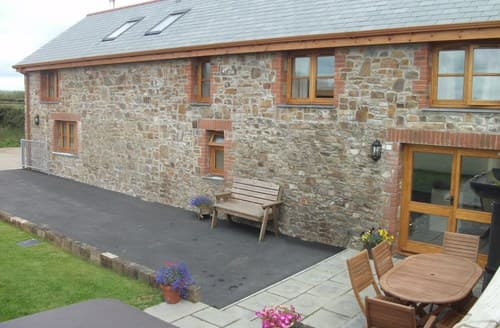 Last Minute Cottages - Cosy Bideford Cottage S8344