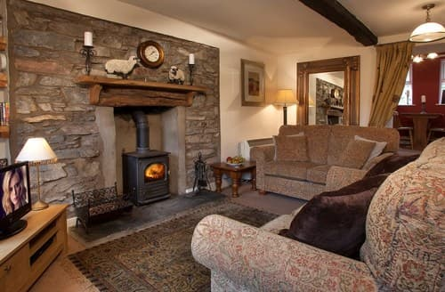 Last Minute Cottages - Stunning Nr Ulverston Cottage S94524