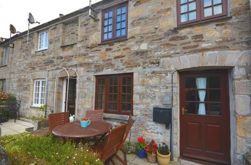 Last Minute Cottages - Excellent St Austell Cottage S7852