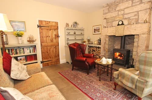 Last Minute Cottages - Tasteful Belford Cottage S97957