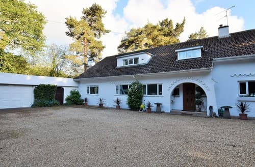 Last Minute Cottages - Inviting Ringwood Wing S79291