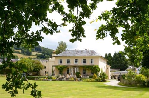 Last Minute Cottages - Wonderful Crickhowell House S45952