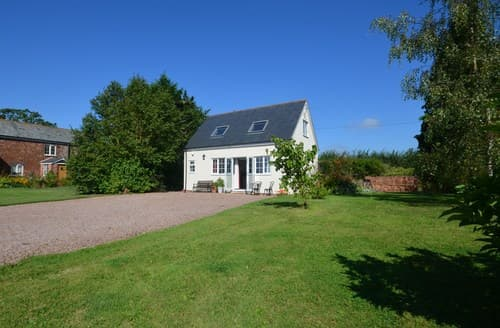 Last Minute Cottages - Gorgeous Exeter Cottage S70759