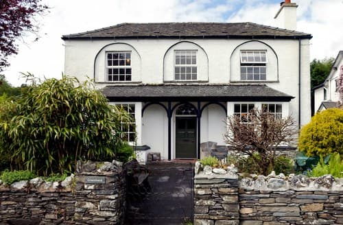 Big Cottages - Lovely Hawkshead House S79679
