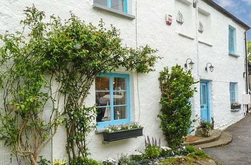 Last Minute Cottages - Beautiful Combe Martin Cottage S33773