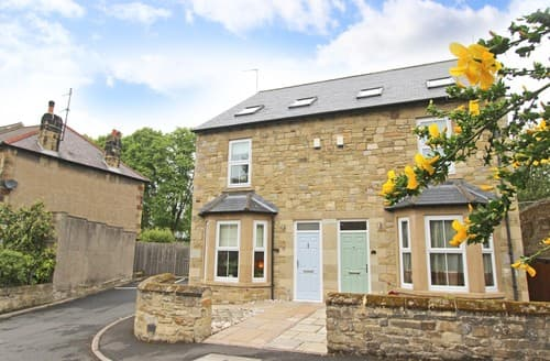 Big Cottages - Lovely Alnwick House S97974