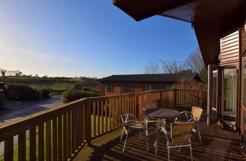 Last Minute Cottages - Delightful Paignton Log Cabin S90697