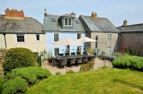 Last Minute Cottages - Quaint Torpoint House S101149