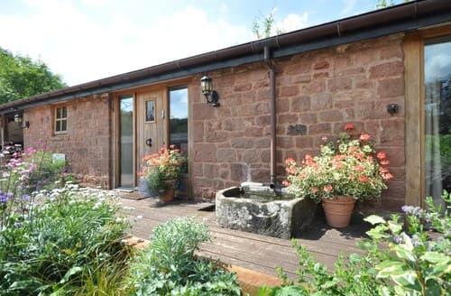 Last Minute Cottages - Splendid Coleford Barn S106090