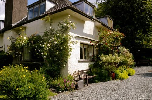 Last Minute Cottages - Captivating Hawkshead Cottage S79660