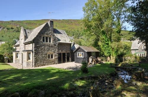 Last Minute Cottages - Tasteful Rhayader House S9715
