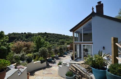 Last Minute Cottages - Wonderful Tintagel Cottage S98131