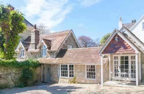 Last Minute Cottages - Wonderful Bonchurch Cottage S101514
