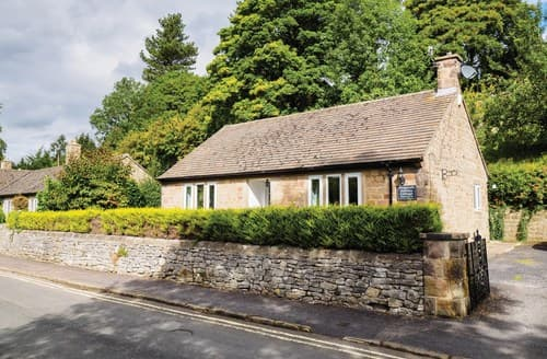 Last Minute Cottages - Cosy Bakewell Cottage S59360